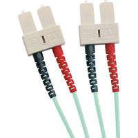 OM3 Fibre Patch Leads