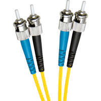 Enbeam OS2 Fibre Optic Patch Lead ST-ST...