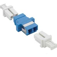 Enbeam LC Duplex Adaptor Singlemode - Blue (6-pack)