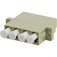 Enbeam LC Quad Adaptor Multimode (5-pack)