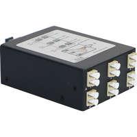 Enbeam High Density OM3 MTP Fibre Cassette 6 Duplex LC (12 Core)