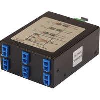 Enbeam High Density OS2 (APC) MTP Fibre Cassette 6 Duplex LC (12 Core)