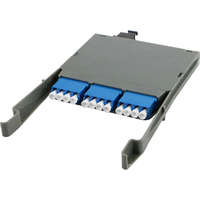 Enbeam HD 6P-12F LC-MTP OS2 Cassette – loaded (standard)