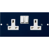 Excel Double Switched Power Socket For 350-601...