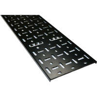 Environ Cable Tray (2pc) 150mm - 29U - Black