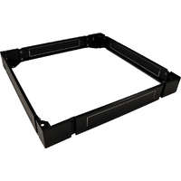 Environ Plinth for CR/ER Racks 800mm Wide x 600mm Deep  - Black