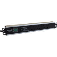 Excel 4-way Horizontal PDU - 4xUK sockets, UK...