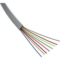 4 Core Flat MOD Wiring Cable x 1m