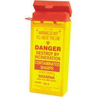 Enbeam Fibre/Sharps Waste Disposal Bin