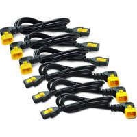 Power Cord Kit (6 ea), Locking, C13 TO C14 (90...