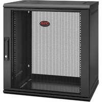 APC NetShelter WX 12U Single Hinged Wall-mount Enclosure 400mm Deep