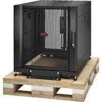 APC NetShelter SX 12U Server Rack Enclosure...
