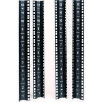NetShelter CX Mini 12U Vertical Mounting Rail Kit
