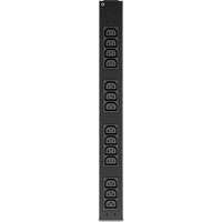 RACK PDU, BASIC, HALF HEIGHT, 100-240V/20A, 220-240V/16A, (14) C13