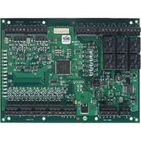Series 3 Two-Reader Interface Module: mag or wiegand, 8 inputs, 6 relays (Mercury  Part Number: MR52-S3)