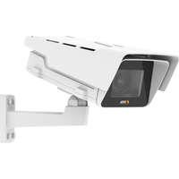 AXIS P1368-E Network Camera, Outdoor-ready 4K surveillance with i-CS lens