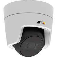 Discreet HDTV 720p video surveillance with built-in IR illumination