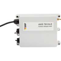 AXIS T8124-E Outdoor Midspan 60W 1-Port