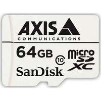 The 10 pack variant of the AXIS Surveillance Card 64 GB