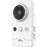 AXIS M1065-L Network Camera, Full-featured HDTV 1080p camera with PoE and edge storage
