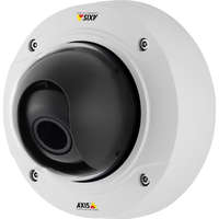 AXIS P3224-V Mk II Network Camera, HDTV 720p fixed dome
