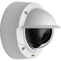 AXIS P3225-VE Mk II Network Camera, Streamlined and versatile outdoor-ready HDTV 1080p fixed dome