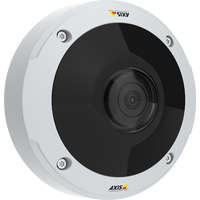 6 MP outdoor-ready dome with 360° panoramic view and IR illumination