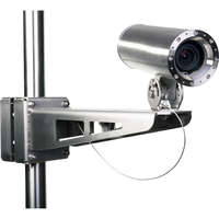 Explosion-protected, PoE powered, 5 MP fixed network camera