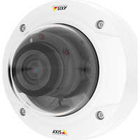 2MP day/night fixed dome with support for WDR, IK08