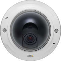 AXIS P3364-V Network Camera, vandal-resistant HDTV fixed dome with remote focus and zoom