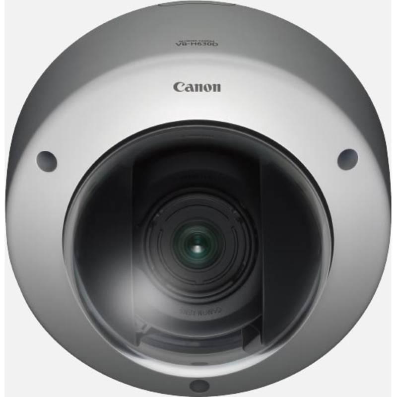 CANON NETWORK CAMERA VB-H630D