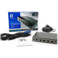 5-Port Cat.5 Audio/Video Transmitter