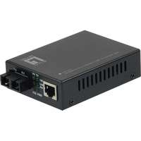 RJ45 to SC Fast Ethernet Media Converter,...