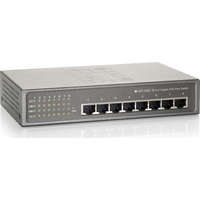 8-Port Gigabit PoE Switch, 802.3at/af PoE, 65W