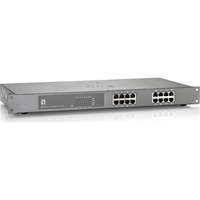 16-Port Gigabit PoE Switch, 802.3at/af PoE, 250W