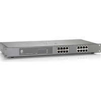 16-Port Gigabit PoE Switch, 802.3at/af PoE, 480W