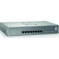8-Port Gigabit PoE Switch, 802.3at/af PoE, 240W