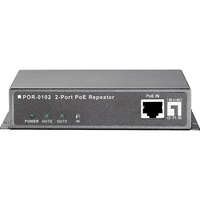 PoE Repeater, 2 Ports, Cascadable