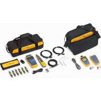 Copper and Fiber Technician's Kit: Includes the CableIQ-KIT (CIQ-KIT) + SimpliFiber Pro (FTK1000) Fiber Test Kit