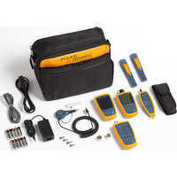 FI-500 FiberInspector Micro with SimpliFiber Pro Multimode PMLS kit, VisiFault, and 2 FindFibers.