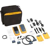 1 GHz DSX-5000 Wi-Fi enabled CableAnalyzer: Versiv2 Main & Remote + DSX Copper modules (2) + 1 year Gold Services