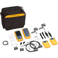 2 GHz DSX-8000 Wi-Fi enabled Cat 8 CableAnalyzer: Versiv2 Main & Remote + DSX Copper Cat 8 modules (2)