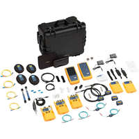 2 GHz DSX-8000 Cat 8 CableAnalyzer, CertiFiber Pro Quad (Multimode and Singlemode) OLTS Modules & Inspection Camera + 1 year Gold Services