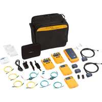 2 GHz DSX-8000 Cat 8 CableAnalyzer and Quad (Multimode and Singlemode) OLTS Add-On Kit with Remote