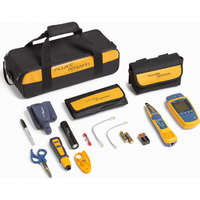 MicroScanner2 Termination Test Kit: MicroScanner2 + IS60 Pro-Tool Kit + IntelliTone 200 Probe + RJ11 & RJ45 patch cables in deluxe carry case