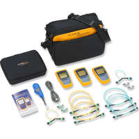 MultiFiber Pro Kit, MPO Power Meter Laser Source (PMLS) with 850/1310nm Sources