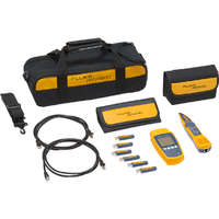 Microscanner PoE Professional Kit with Intellitone Pro 200 Probe and Remote ID kit.