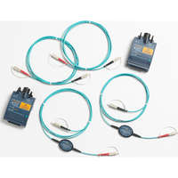 Multimode Encircled Flux (EF) Test Reference Cord (TRC) kit for testing 50µm LC Fibers