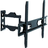 "aura TV Wall Bracket Full Motion VESA 600x400 32"" to 65"" 35kg Distance to wall 120-460mm Tilt -15 to 15 Degrees"