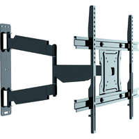 "aura TV Wall Bracket HD Full Motion VESA 600x400 17"" to 55"" 40kg Distance to wall 51-498mm Tilt -3 to 12 Degrees"